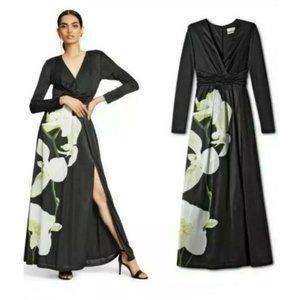 NWT Altuzarra Long Sleeve Maxi Dress Size XS
